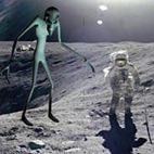 Инопланетяне и космонавты