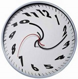 Искривление времени