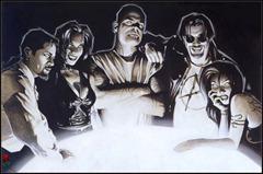 Круг вампиров