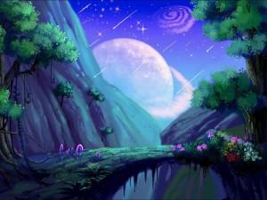 Иные миры и параллельные пространства
