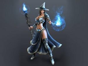Голая магия