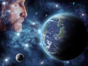 Вглядись в просторы вечного