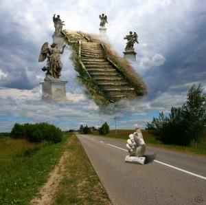 перст указующий путь