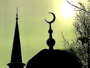 Храм мусульман