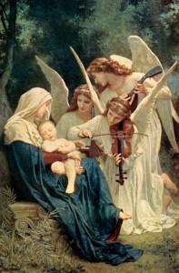 В пост рождается новое, духовное дитя