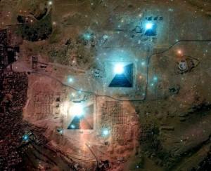 Пирамида в работе