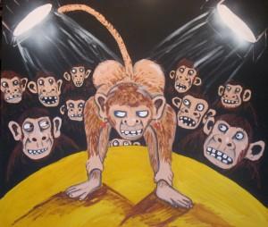 Взгляд Демона и разврат
