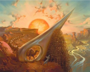 Караван событий и сотворение Ада