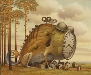 Время, рождает время
