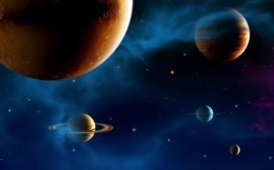 Планетоиды миров