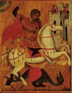 Георгий и Змей