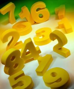 измени чисел ряд