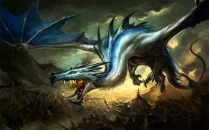 Дракон пожиратель
