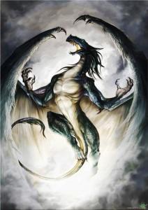 Яйцо дракона