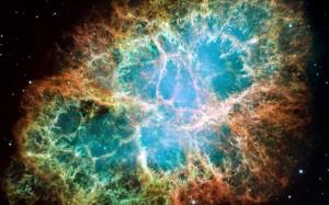 изменение материи космоса