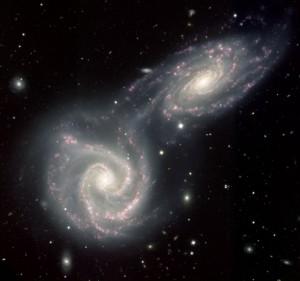 Галактический поток энергий