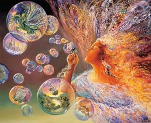 Каждый создает свой мир