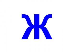 Русская буква Ж