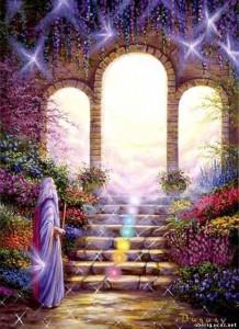 Врата света