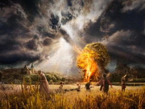 Огонь и карма