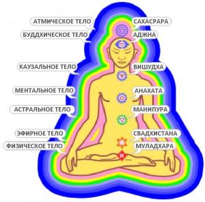 Многомерность тел