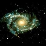 Свечение звезд мертвых галактик