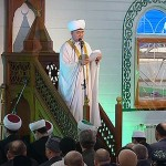 В мечети