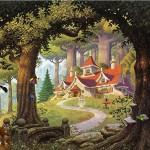 Сказочные миры