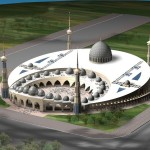 Мечеть и минареты