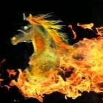 Огненый образ