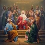 Нисхождение святаго огня