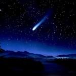 Небесный путь звезды