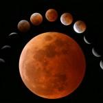 Трансформация луны
