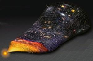 Формирование вселенной