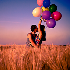 Воздушный поцелуй