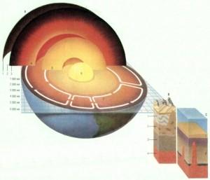 Строение частицы
