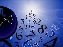 Рождение чисел в пространстве