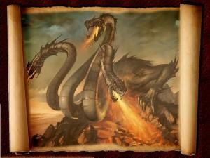 Дракон Горыныч
