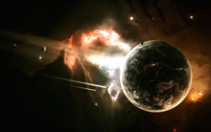 Круглые планеты