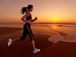 Бег за здоровьем