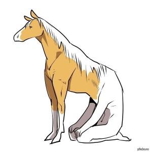 Рабочая лошадка