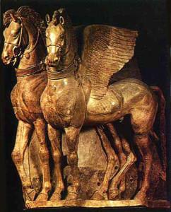 Духовные кони во плоти