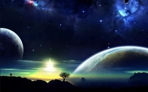 Вселенные миры