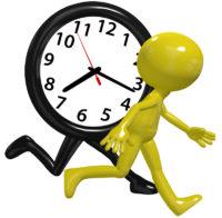 Время спешить